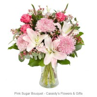 Pink Sugar Bouquet