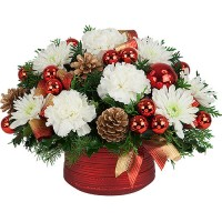 Festive Celebrations Bouquet
