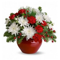 Christmas Treasures Bouquet