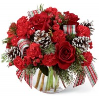 Christmas Peace Bouquet