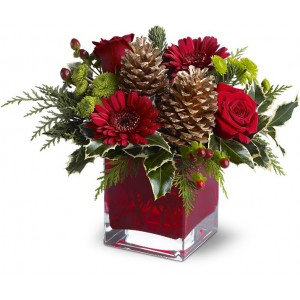 Cozy Christmas Bouquet