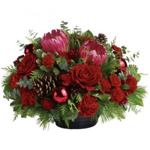 Christmas Grandeur Bouquet