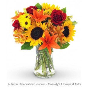 Autumn Celebrations Bouquet