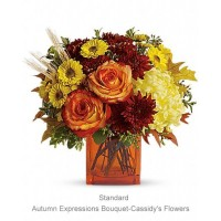 Autumn Expression Bouquet