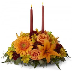 Bright Autumn Bouquet