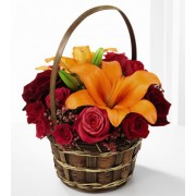 Harvest Blooms Bouquet