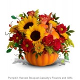 Pumpkin Harvest Bouquet