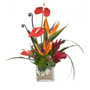 Hawaiian Bliss Bouquet