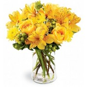 Golden Radiance Bouquet