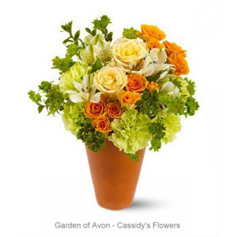 Garden of Avon Bouquet