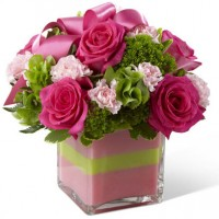 Blushing Innovations Bouquet
