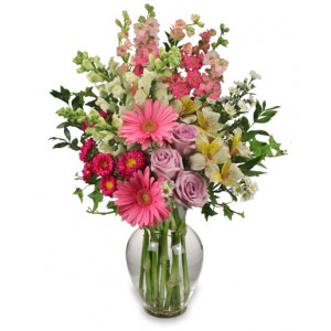 Amazing May Mom Bouquet