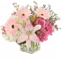 Pink At Heart Bouquet