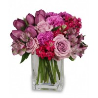Precious Purples Bouquet