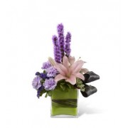The Lavender Cosmopolitan Bouquet