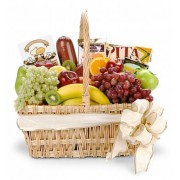 Snack & Fruit Basket