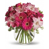 A Little Pink Me Up Bouquet