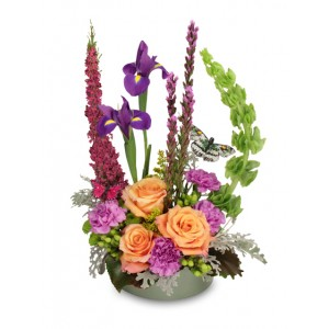 Butterfly Garden Bouquet