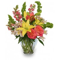 Carefree Spirit Bouquet