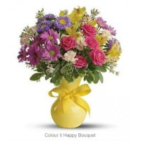 Colour it Happy Bouquet