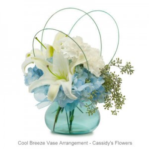 Cool Breeze Bouquet