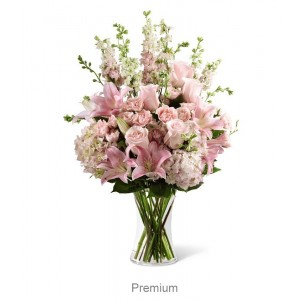 Pink Decadence Wishes & Blessings Bouquet