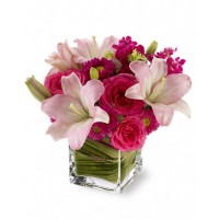 Posh Pinks Bouquet