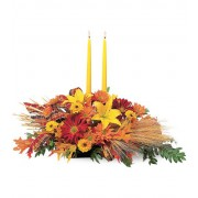 Bountiful Centerpiece Bouquet