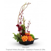 Tropical Artistry Bouquet