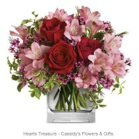 Hearts Treasure Bouquet