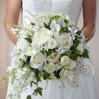 Cherish White Bouquet
