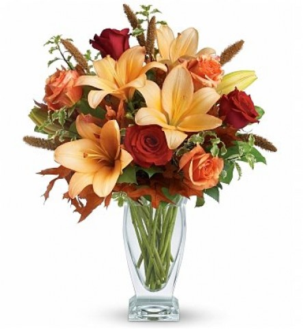 Fall Fantasia Bouquet