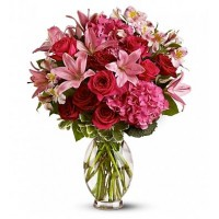 Head Over Heels Bouquet