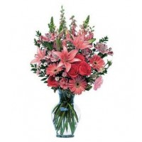 Marvelous Pinks Bouquet