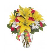 Sunny Celebration Bouquet